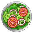 🥗 Green Salad, Emoji by Samsung