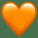 🧡 Orange Heart
