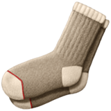 🧦 Socks, Apple  Emoji