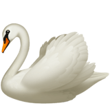 🦢 Swan, Emoji by Apple