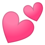 💕 Two Hearts Emoji – Meaning and Pictures – EmojiGuide