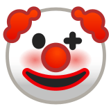 🤡 Clown Face, Google  Emoji