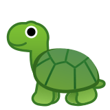 🐢 Turtle, Emoji by Google