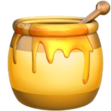 🍯 Honey Pot, Emoji by Apple