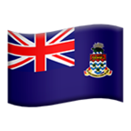 🇰🇾 Flag: Cayman Islands, Microsoft  Emoji