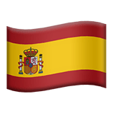 🇪🇦 Flag: Ceuta & Melilla, Apple  Emoji