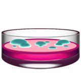 🧫 Petri Dish, Emoji by Apple