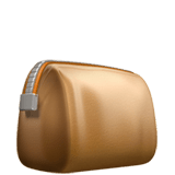 👝 Clutch Bag, Apple  Emoji