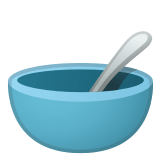 🥣 Bowl with Spoon, Google  Emoji