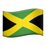 🇯🇲 Flag: Jamaica, Apple  Emoji