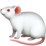 🐁 Mouse, Emoji by Apple