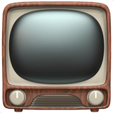 📺 Television, Apple  Emoji