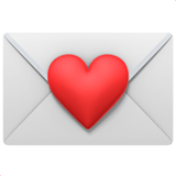 💌 Love Letter, Emoji by Apple