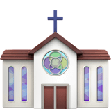 ⛪ Church, Apple  Emoji