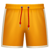 🩳 Shorts, Emoji by Apple