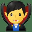 🧛 ♂️ Man Vampire Emoji – The Ultimate Emoji Guide
