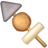 🍢 Oden, Apple  Emoji